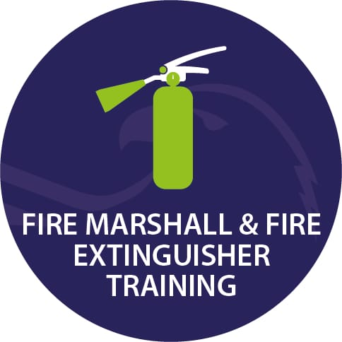 Hawksafe Fire Marshall & Fire Extinguisher Training